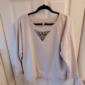 Halogen sweatshirt